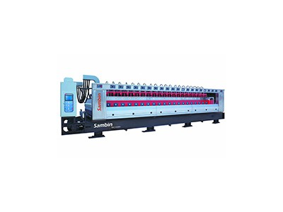 Stone Grinding And Polishing Machine For Continuous Working