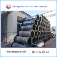 The Flanged Channel Dredge Pipe The Rubber Dredge Pipe Dredge Line From China