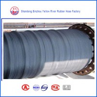 Steel Wire Braided Dredge Rubber Hose