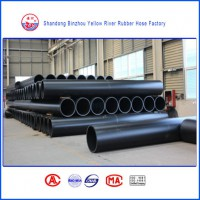 Non-Toxic/Odorless PE Hose Used In Dredging Pipeline