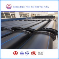 Easy Installation & Long Using Life PE Hose