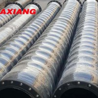 Flexible Rubber Suction Marine Floating Dredging Hose High Quality Rubber With 5 Years Warranty