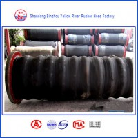 Ultra-High Wear Resistance Suction Rubber Hose