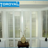 Plantation Shutter Doors Seaview Room Lead Free Security Window Blinds Interior Residential