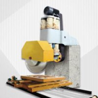 Single Arm Hydraulic Sawing Machine Combination