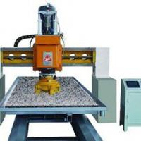 Fully Automatic Bridge Type Single Head Stone Polishing Machine