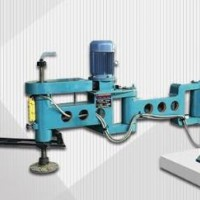 Hand Operated Lifting Stone Polishing Machine