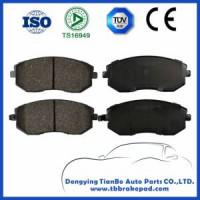 Subaru Legacy Low Noise Ceramics No Asbestos Organic Front Brake Pad