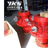 Fracturing Manifold Fracturing Wellhead