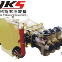 HT400 Triplex Plunger Pump Is A Widely Recognized Product