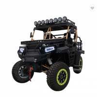All terrain electric vehicle electric all-terrain vehicle