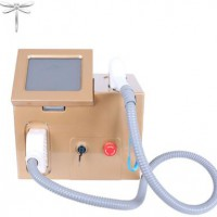 DFLASER Medical Beauty Device Hair Removal Triple Waves 808Nm Diode Laser Portable Design