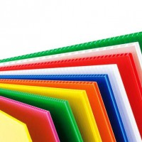New Product 4mm PP Corrugated Plastic Sheets