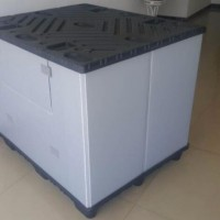 corrugated Plastic Foldable Wardrobe Moving Boxes/ pp corrugated plastic turnover box