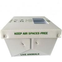 high quality folding pp plastic corrugated box manufacturer