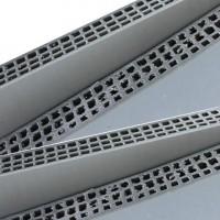 Plastic Hollow Straight Edge Building Formwork