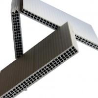 Solid Composite Hollow Plastic Building Templates