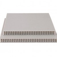 Grey Plastic Formwork Panel China Supplier For Construction