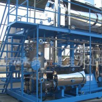 MVR used for lithium electricity wastewater