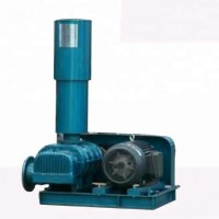 Shangu Brand Tri-Lobe Roots Blower Vacuum Pump For Cement Plant Furnace