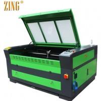 CE FDA 60W 80W 100W 130W 150W Co2 Laser Cutting Machine With Double Head