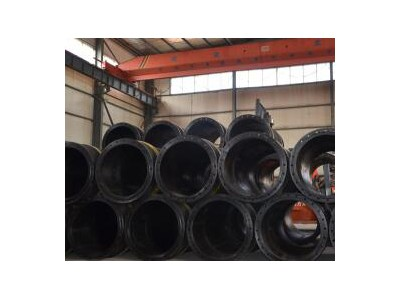 Sand suction rubber hose