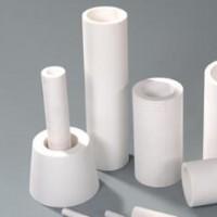 Microcrystalline wear-resistant alumina pipeline