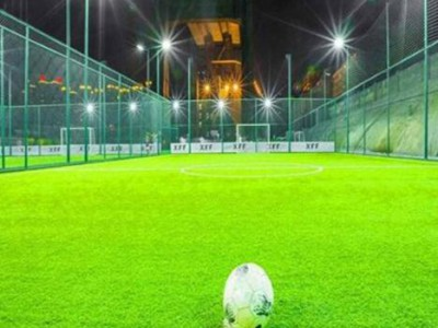 Football Field Fence