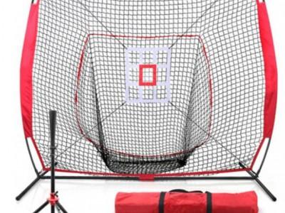 Packed Baseball Training Net