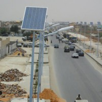 solar power plants street light housing for led lighting with led tower manufactures